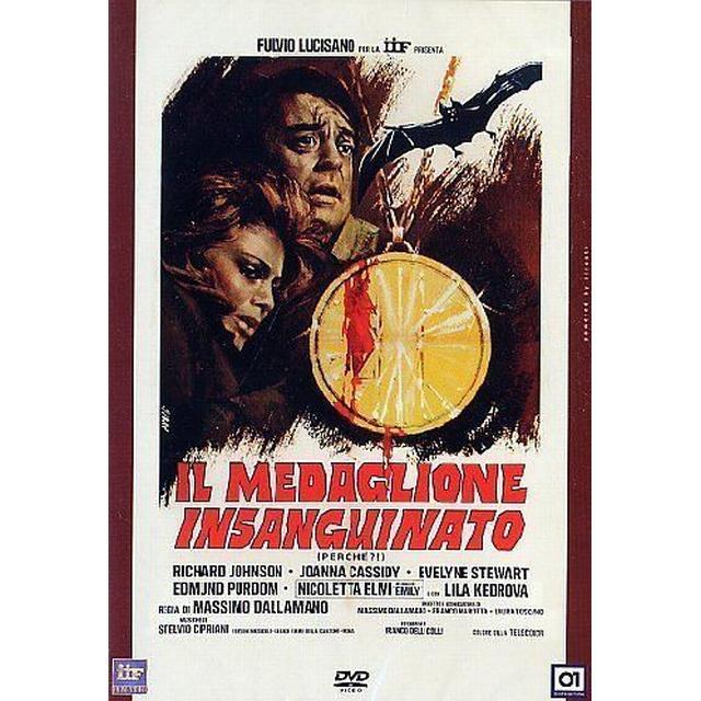 The Cursed Medallion ( Medaglione insanguinato, Il ) [DVD]